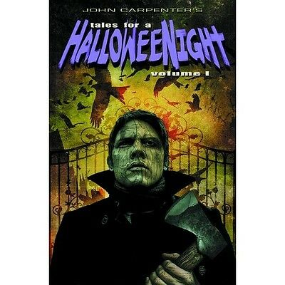 John Carpenter's Tales For Halloween Night - Brand New!