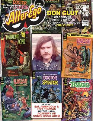 Alter Ego Magazine #143 (Twomorrows)