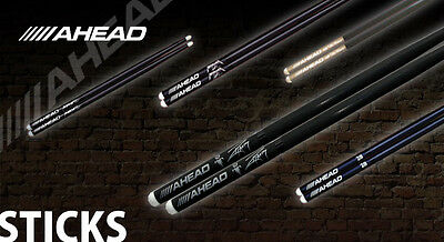 Ahead Drum Sticks/Covers: 5A/5B/7A/Speed Metal/Lars Ulrich/Tico Torres/Phil Rudd