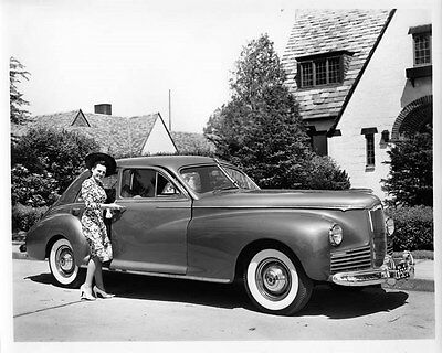 1941 Packard Clipper Factory Photo ad2300