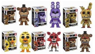 Funko POP Five Nights at Freddy's FNAF vinyl figure. Despatched from UK. Boxed.