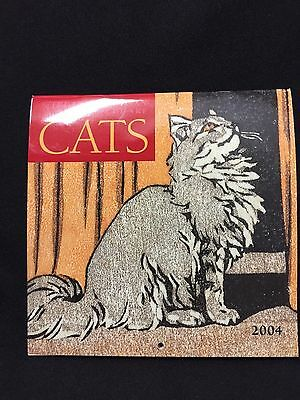 2004 Metropolitan Museum of Art CATS Calendar