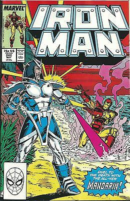 Iron Man #242 (Marvel) Nm-