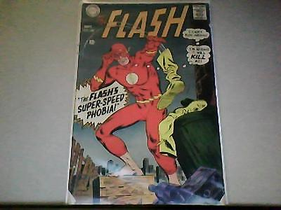 The FLASH # 182  Sept 1968  Bagged/Boarded