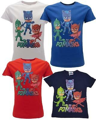 Maglietta Super Pigiamini Pjmasks T-shirt Bimbo Pj Masks PS 25074