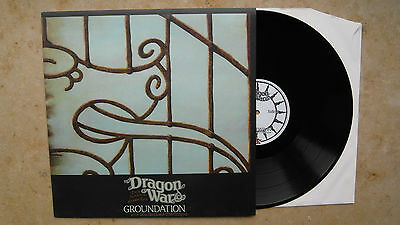 Groundation with Don Carlos  & The Congos ‎– Dragon War ,US`03, LP,  Vinyl:m-