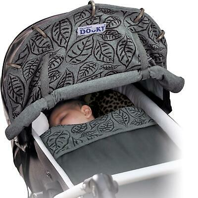 The Original Dooky Pram Sunshade UV Protector SPF50