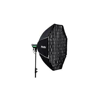 "Phottix Solas Octagon Softbox with 48"" Grid #PH82616"