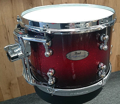"""Pearl Reference Pure 13"""" x 9"""" Tom in Scarlet Sparkle Burst - 45% OFF"""