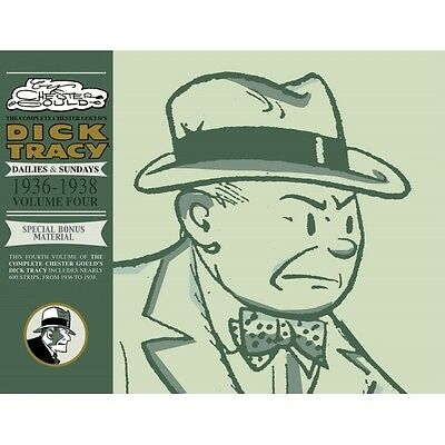Complete Chester Gould's Dick Tracy Volume 4 - Brand New!