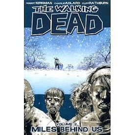 The Walking Dead Volume 2 Miles Behind Us - Brand New!