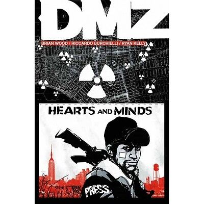 Dmz TP Vol 08 Hearts And Minds - Brand New!