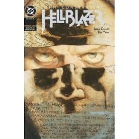 Hellblazer Volume 4: The Family Man TP - Brand New!