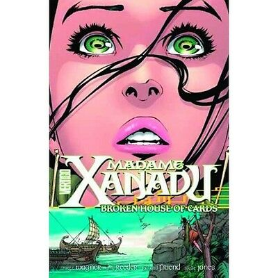 Madame Xanadu TP Vol 03 Broken House Of Cards - Brand New!