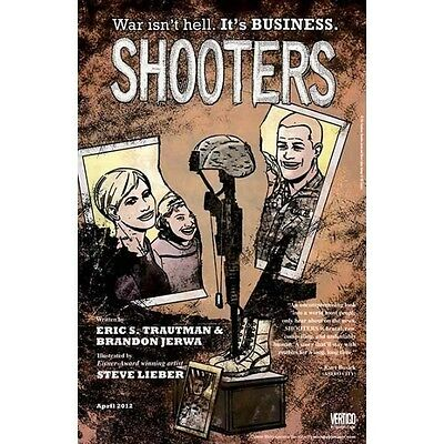 Shooters HC - Brand New!