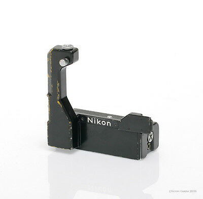 Nikon F36 Motordrive Cordless Battery Pack for F Camera -Working- (54-9)