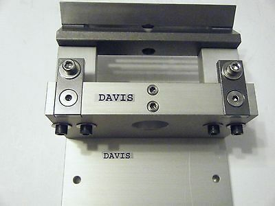 Davis Beveling-Deburring-Chamfering-Edging Machine