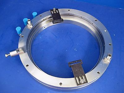Thermco 5204 225/235 LP CVD Front  Flange, 128094-002D6, Used