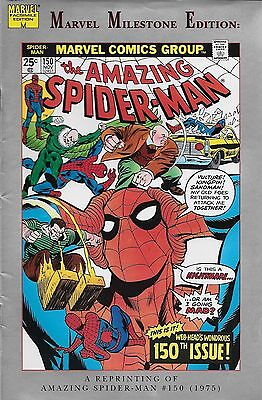 The Amazing Spider-Man No.150 1975 Marvel Milestone Edition Reprint / 1st Clone
