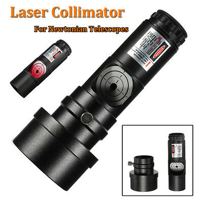 New 7 Bright Level Laser Collimator Alignment JS For Newtonian Telescopes