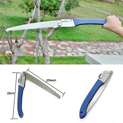 Garden Portable Trimming Saw Folding Fruit Tree Pot Pruning Horticulture Tool