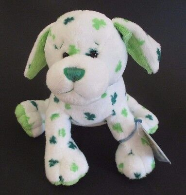 LR4 Clover Puppy shaWEBKINZ PLUSH Animal new Code