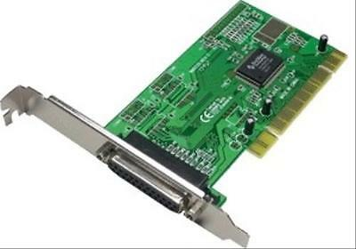 508086 Con Pci Parallel Logilink 1-Port