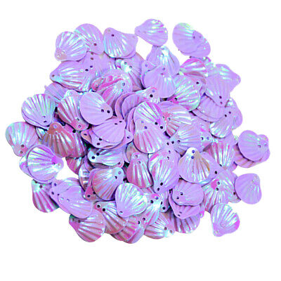 15mm Shiny Shell Loose Sequins 15mm Embellishments Sewing Craft Wedding Jewelry
