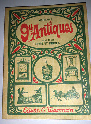 Warman's 9th Antiques (obsolete pricing - but excellent identification guide!)