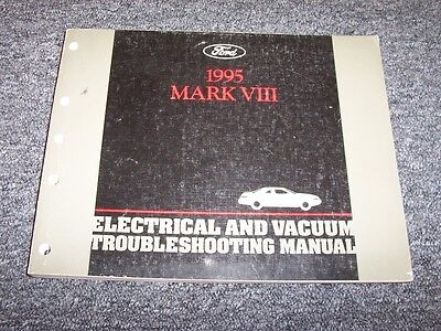 For A 1995 Lincoln Mark Viii Wiring Wiring Diagrams Schema