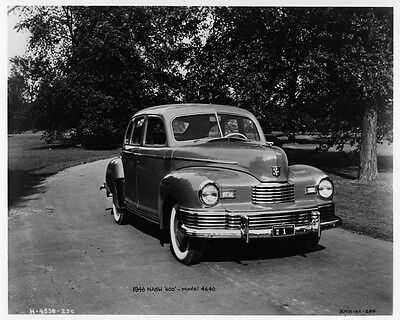 1942 Nash Factory Photo ad5418