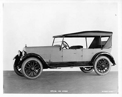 1921 Hudson Special Factory Photo ad5682