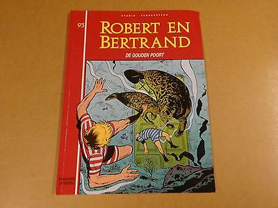 Strip 1° Druk / Robert En Bertrand N° 93