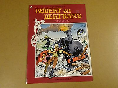 Strip 1° Druk / Robert En Bertrand N° 92