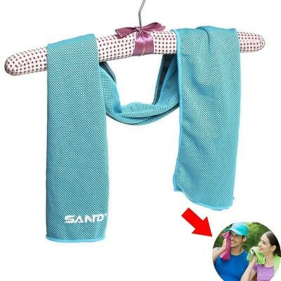 Thboxs Super-Absorbent Sports Chilly Refreshing Outdoor Exercise Cool Towel