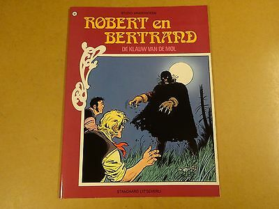 Strip 1° Druk / Robert En Bertrand N° 83