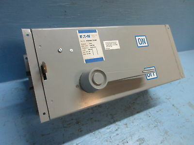 CUTLER HAMMER FDPS324R 200 AMP 240 VOLT FUSIBLE SWITCH  1 year warranty