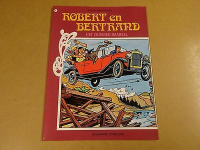 Strip / Robert En Bertrand N° 9