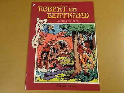 Strip / Robert En Bertrand N° 5