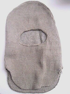 Original Red Army (Rkka) Wool Balaclava 1936