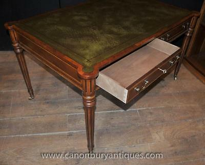 Regency Gillows Writing Table Desk Mahogany