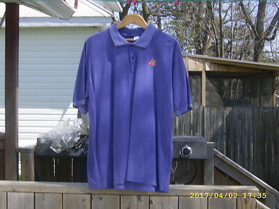 Mcdonalds Crew Casual Shirt Large Size By Crest