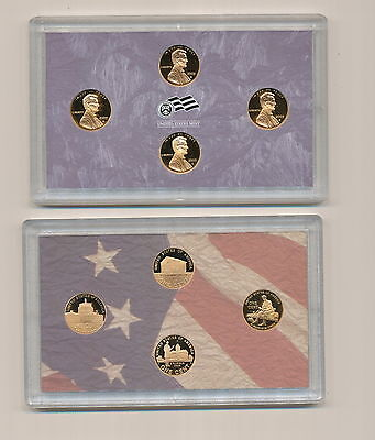 2009-S Lincoln Bicentennial Cent Proof Set (with box & coa)...FREE SHIP