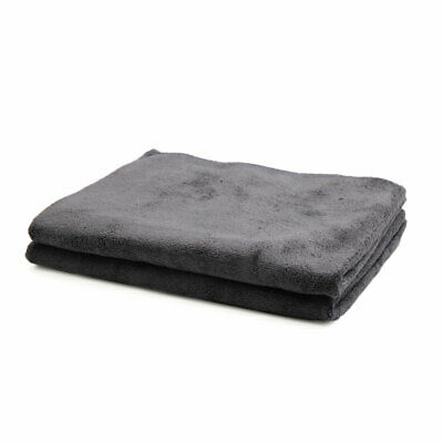 2pcs 400GSM 65 x 33cm Multifunctional Microfiber Cleaning Towel for Car Body