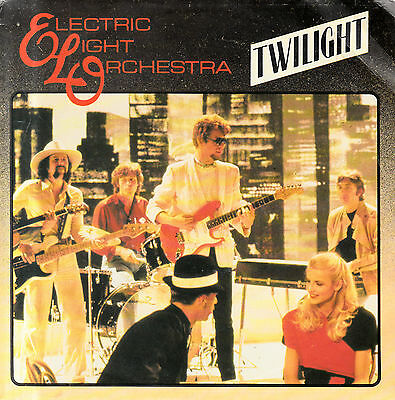 "7"" ELECTRIC LIGHT ORCHESTRA: Twilight"