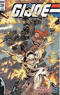 GI Joe #234 (NM)`16 Hama/ Gallant (Sub Cover)