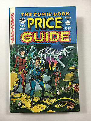 Overstreet Price Guide #9 NM unused Hard Cover high grade 1979 EC Wood
