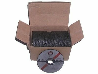 "(box of 50) 4.5""  Cut Off Wheel for Steel Type 1 Flat abrasive"