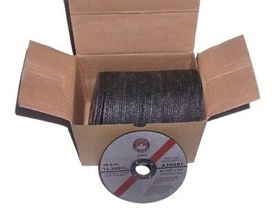 "(box of 50) 5"" Cut Off Wheel for Steel Type 1 Flat abrasive"