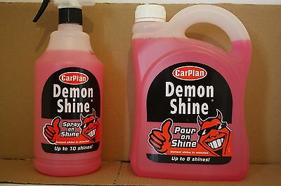 CarPlan Demon Sine 1ltr Trigger Plus 2L Top Up Can.